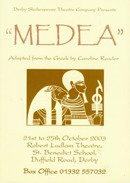 'Medea' 2003