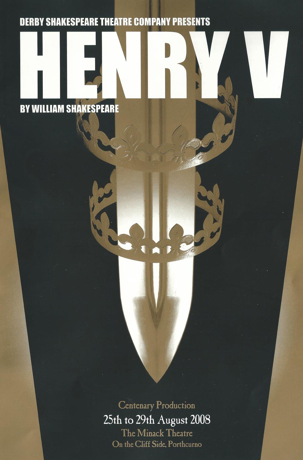 'Henry V' 2008