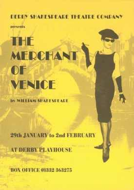 'The Merchant Of Venice' 2002