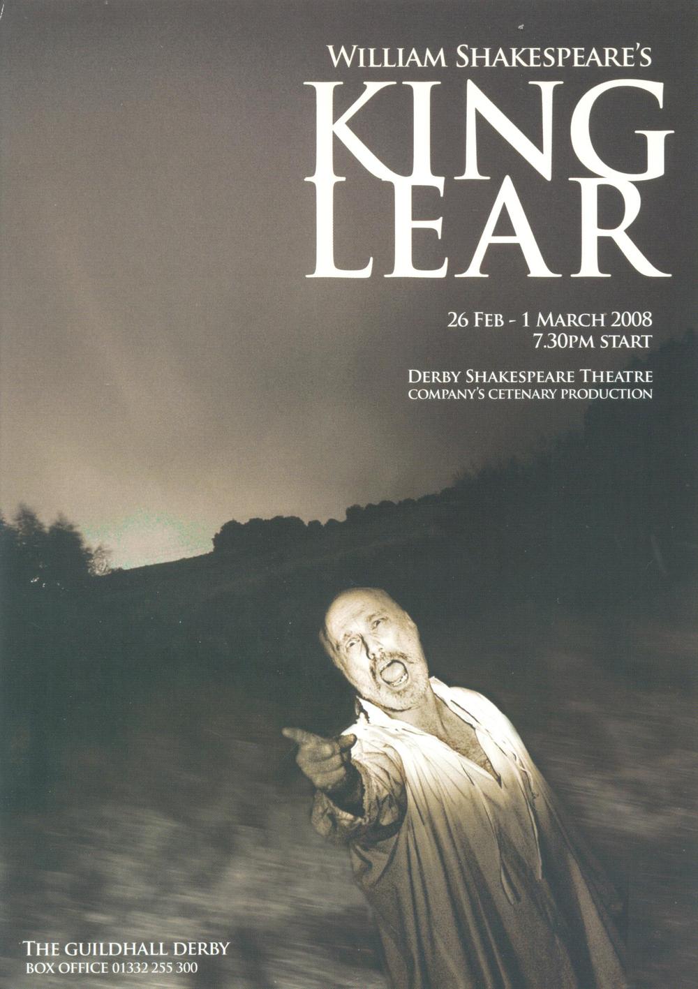 'King Lear' 2008