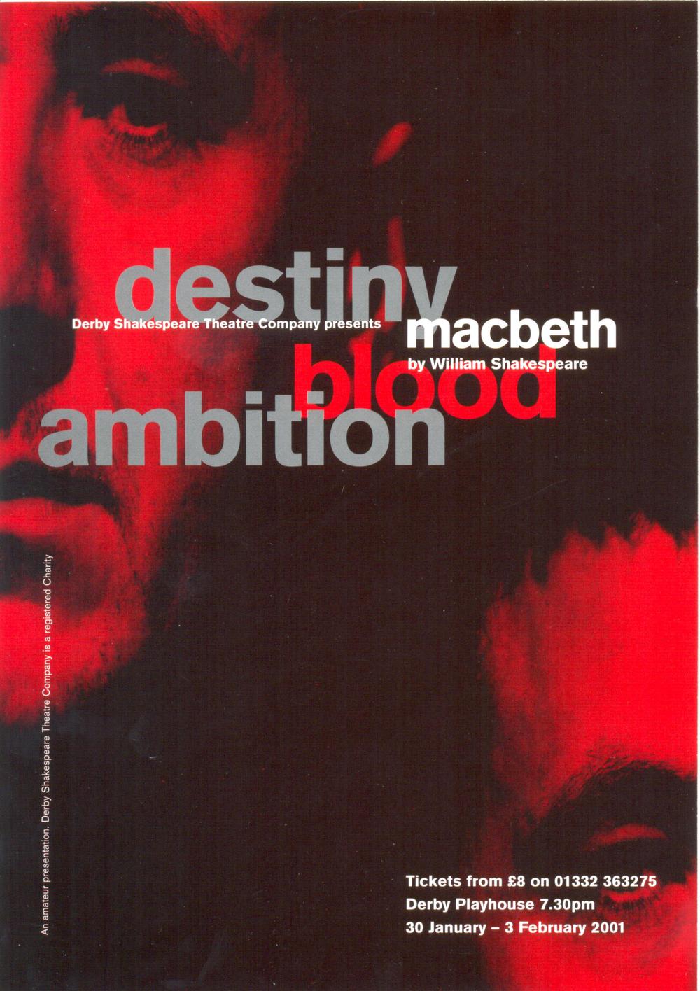 'Macbeth' 2001