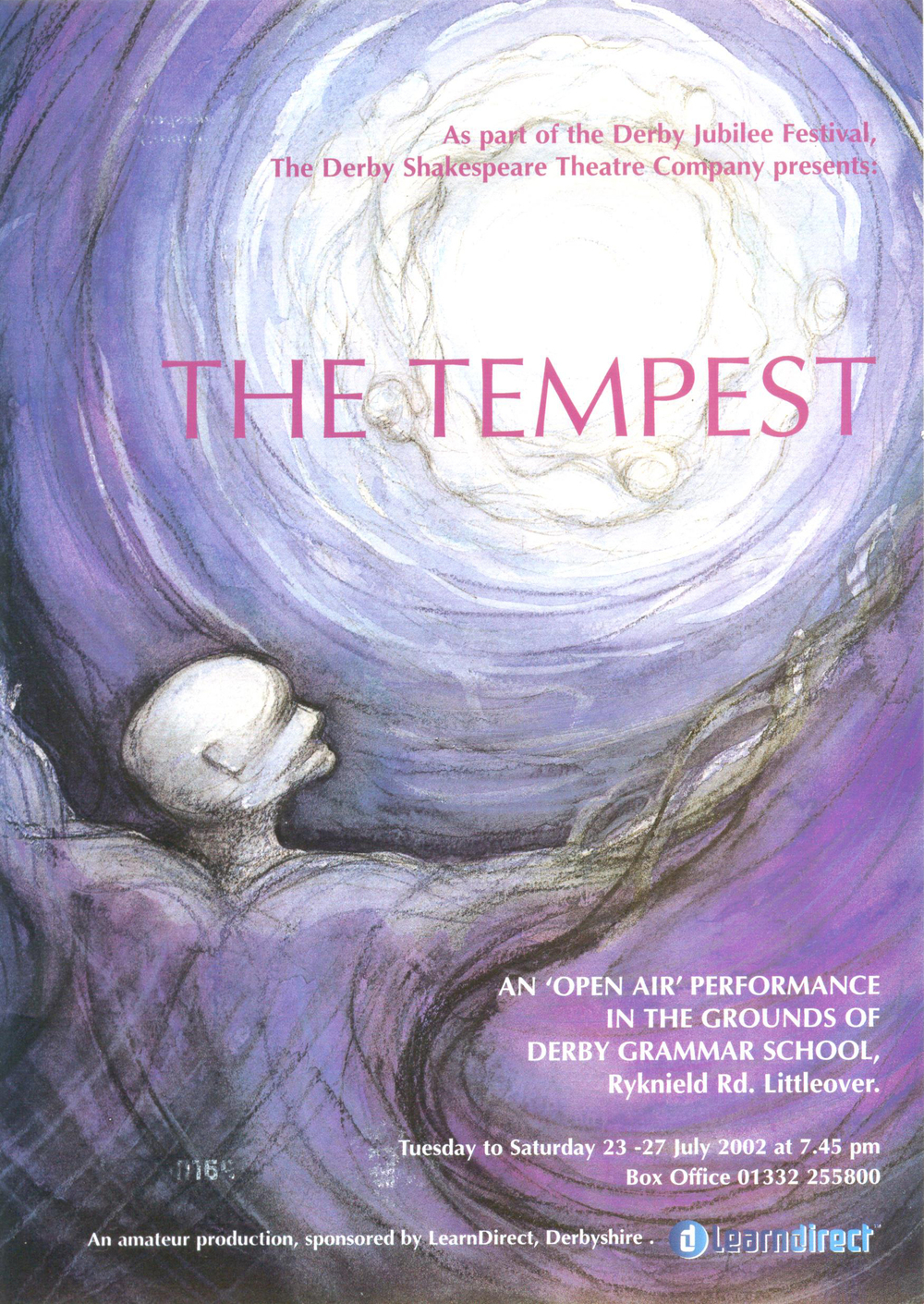 'The Tempest' 2002