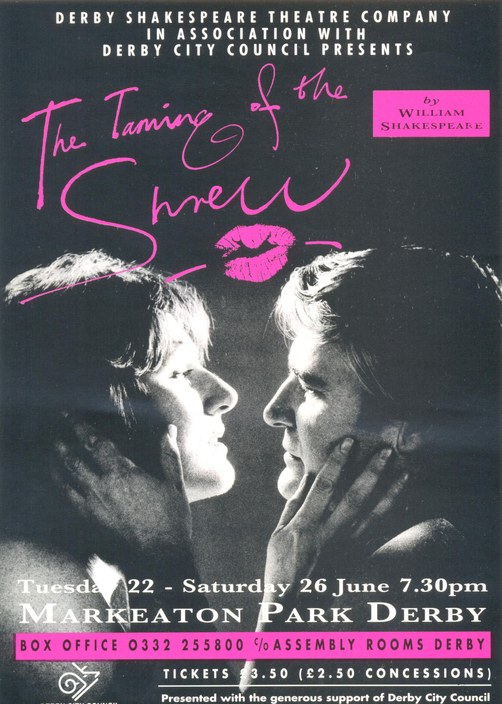 'The Taming Of The Shrew' 1993