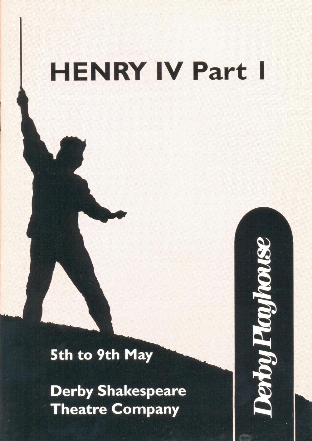 'Henry IV (Pat I)' 1992