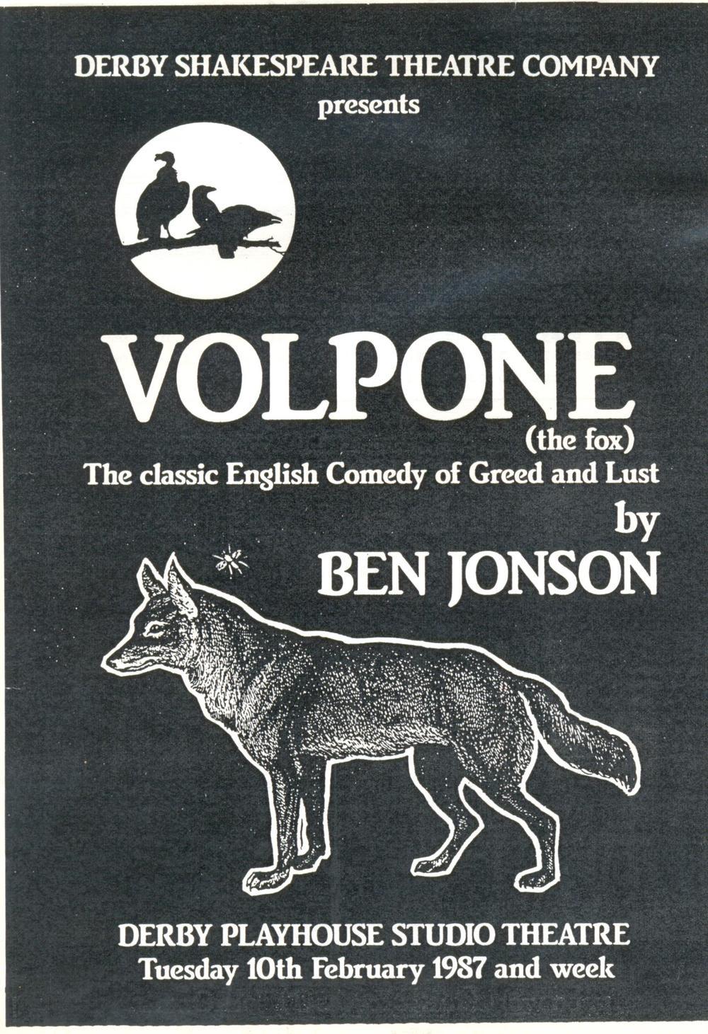 'Volpone' 1987