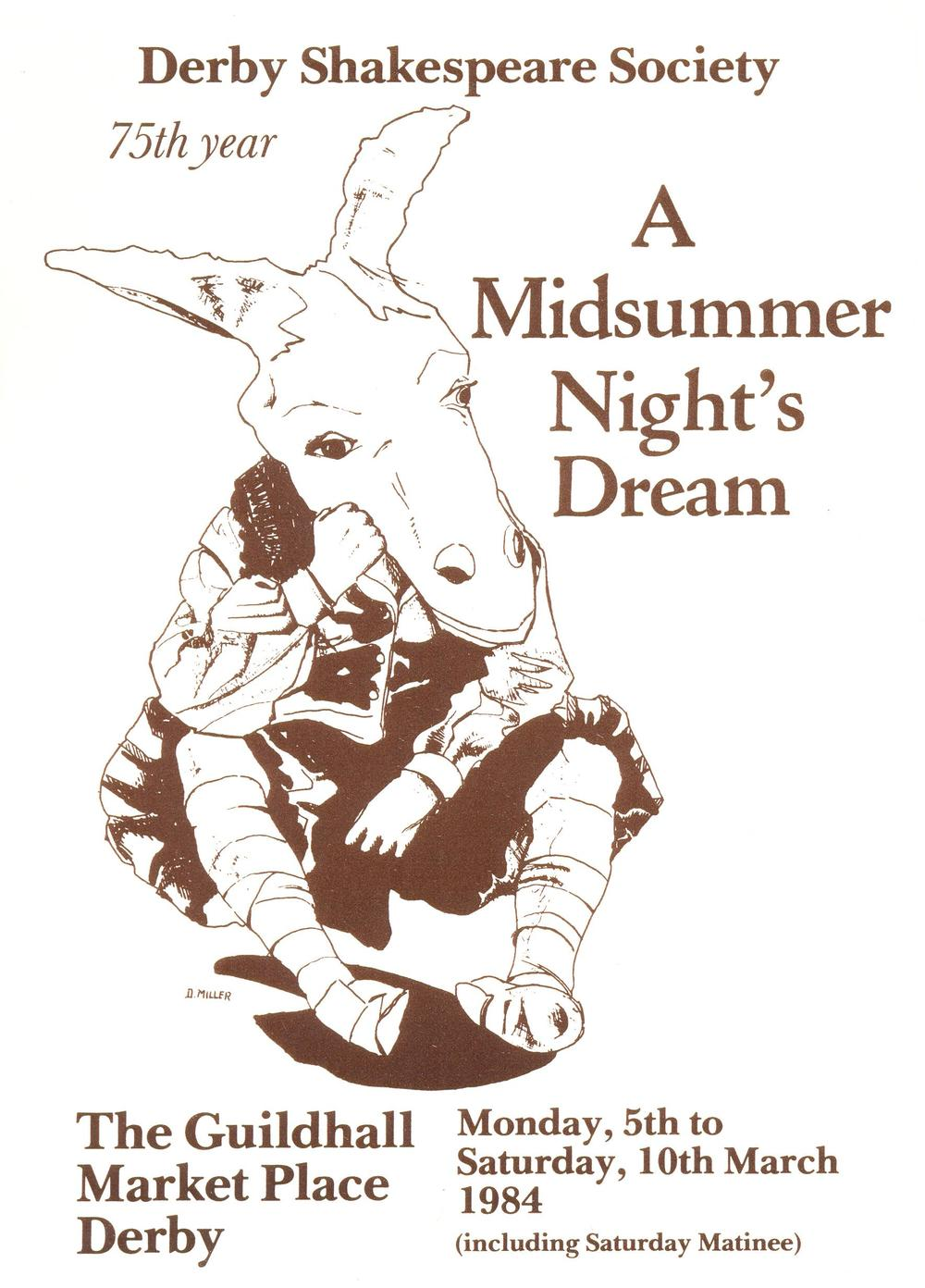 'A Midsummer Night's Dream' 1984