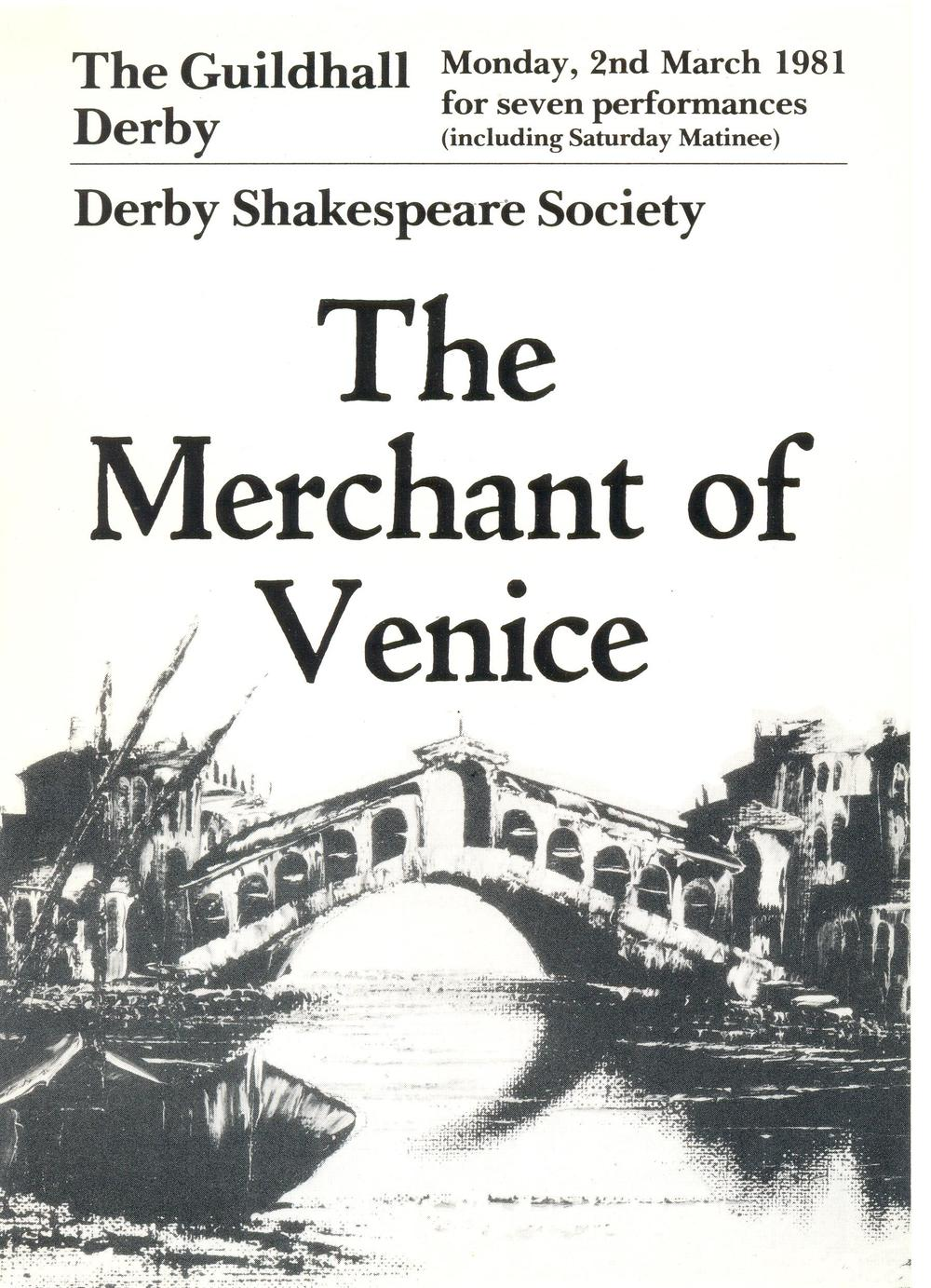 'The Merchant Of Venice' 1981
