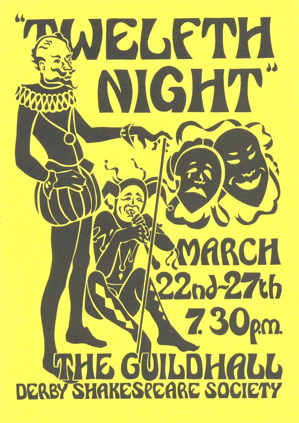'Twelfth Night' 1976