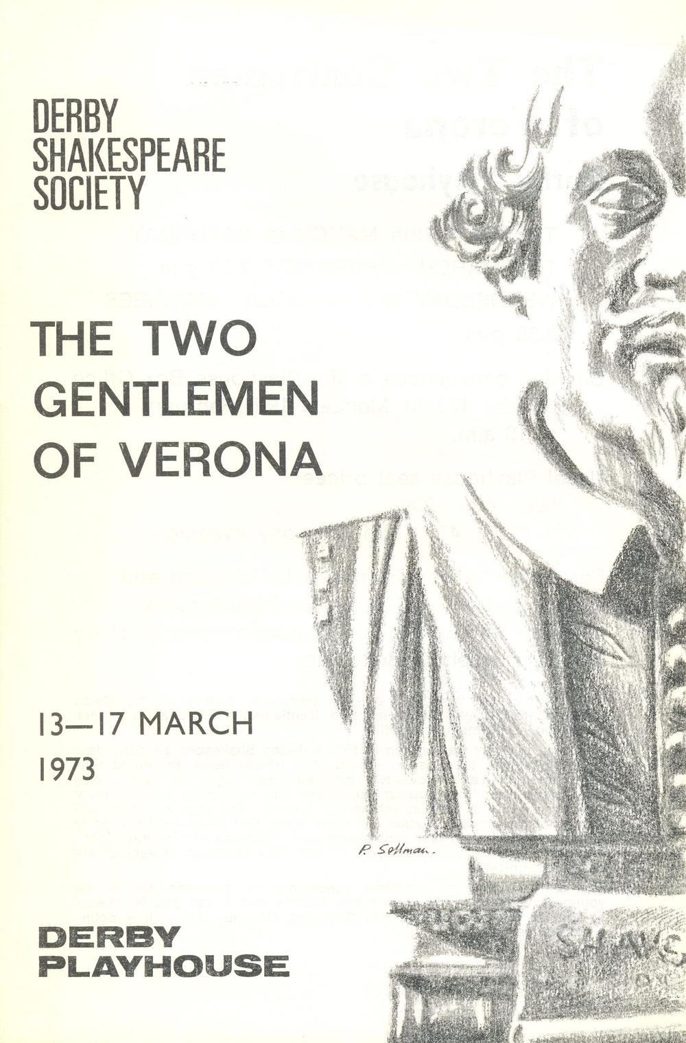 'The Two Gentlemen Of Verona' 1973