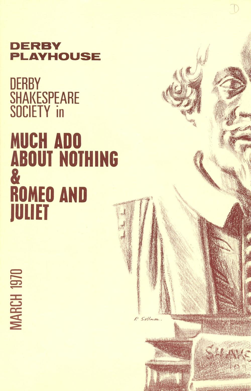 'Much Ado About Nothing' & 'Romeo & Juliet' 1970