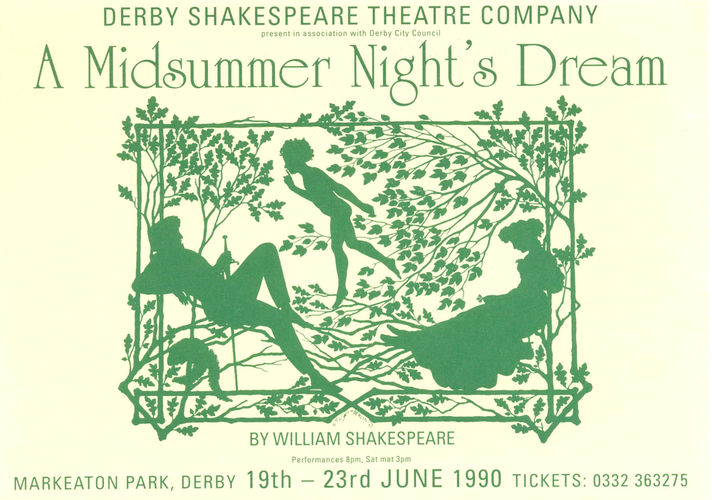 'A Midsummer Night's Dream' 1990