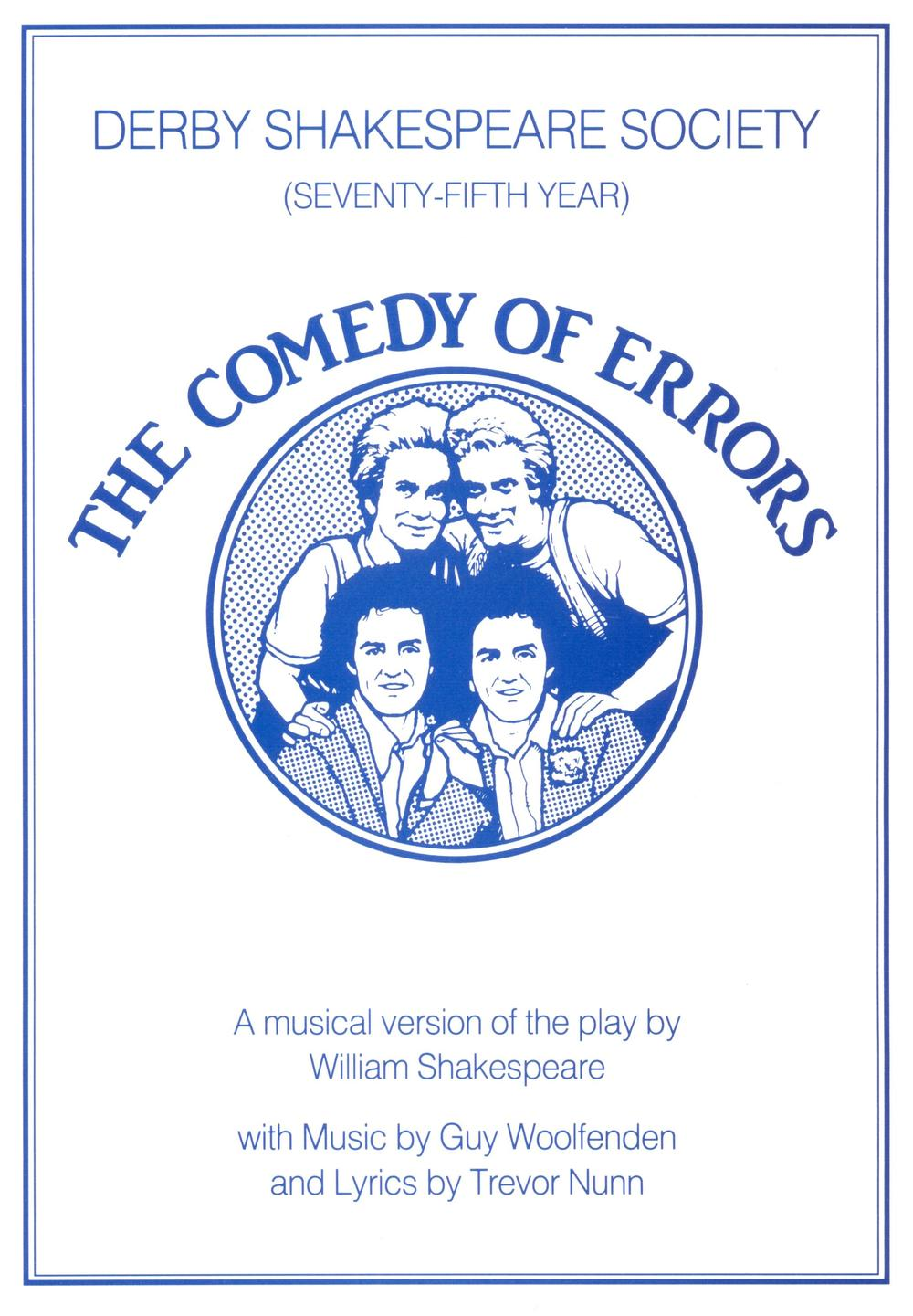'The Comedy Of Errors' 1984