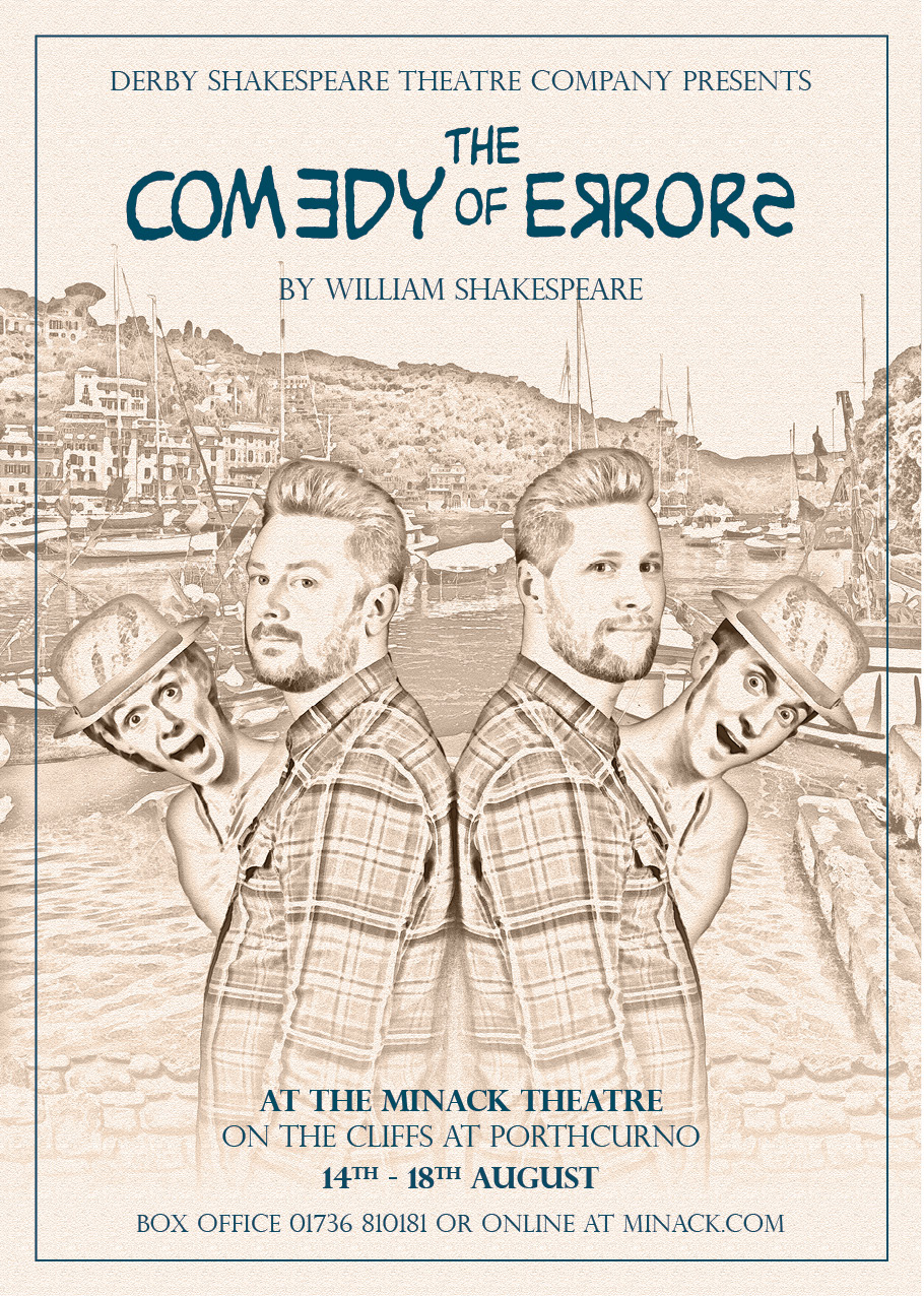 'The Comedy Of Errors' 2017