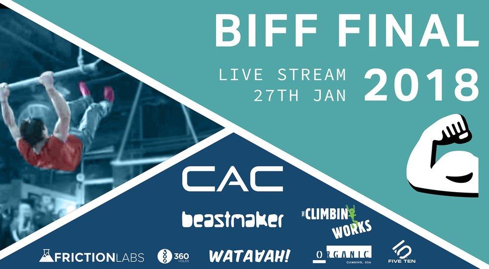 BIFF 2018 Livestream - The Final