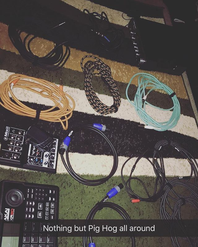 🔥 Gear #pighogcables