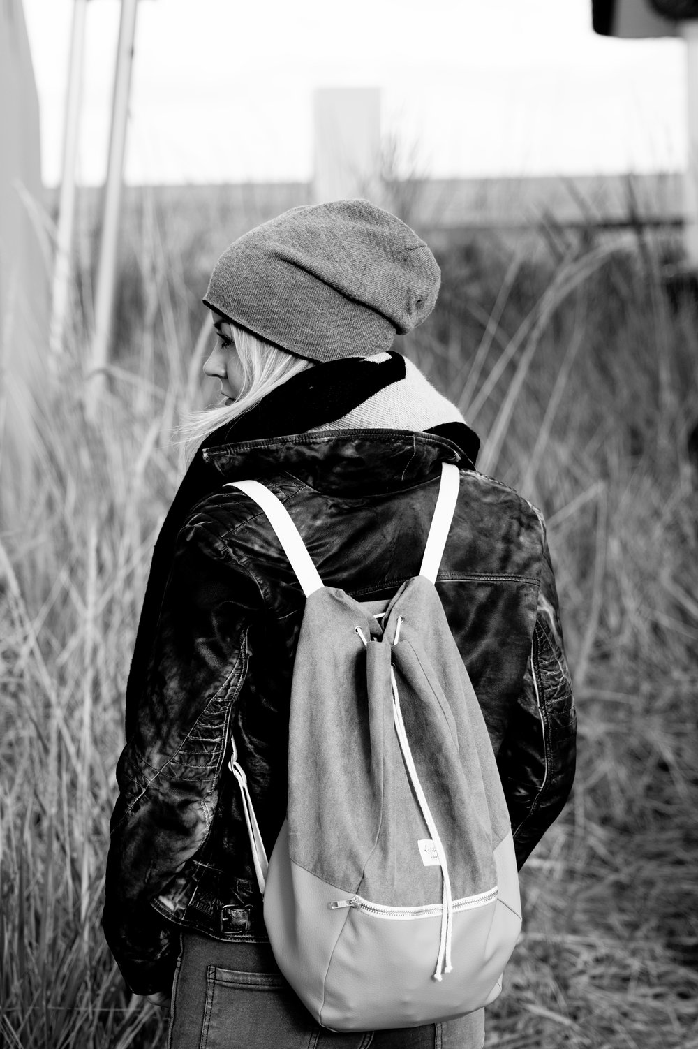 LOVE&SOUL bagpack from Kaliber Fashion Berlin