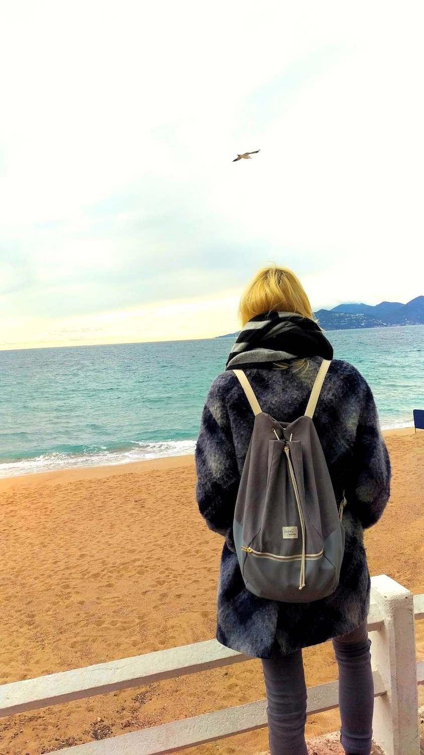 Beachside of Cannes...