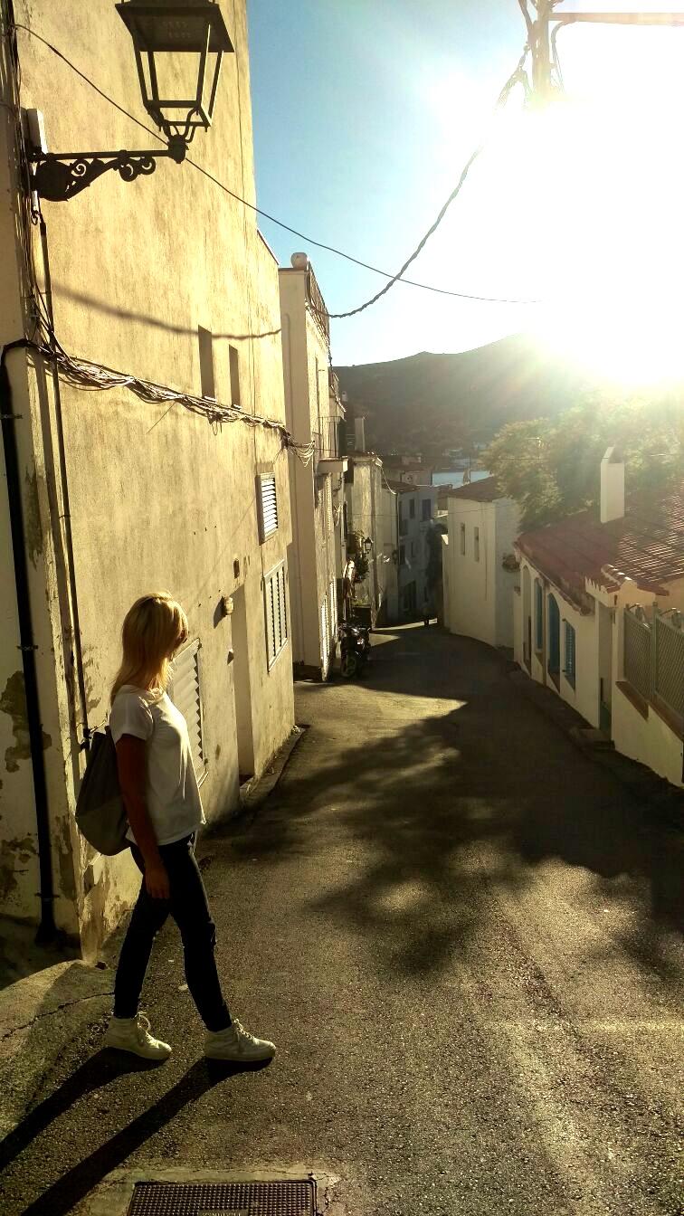 Streets of Cadaqués