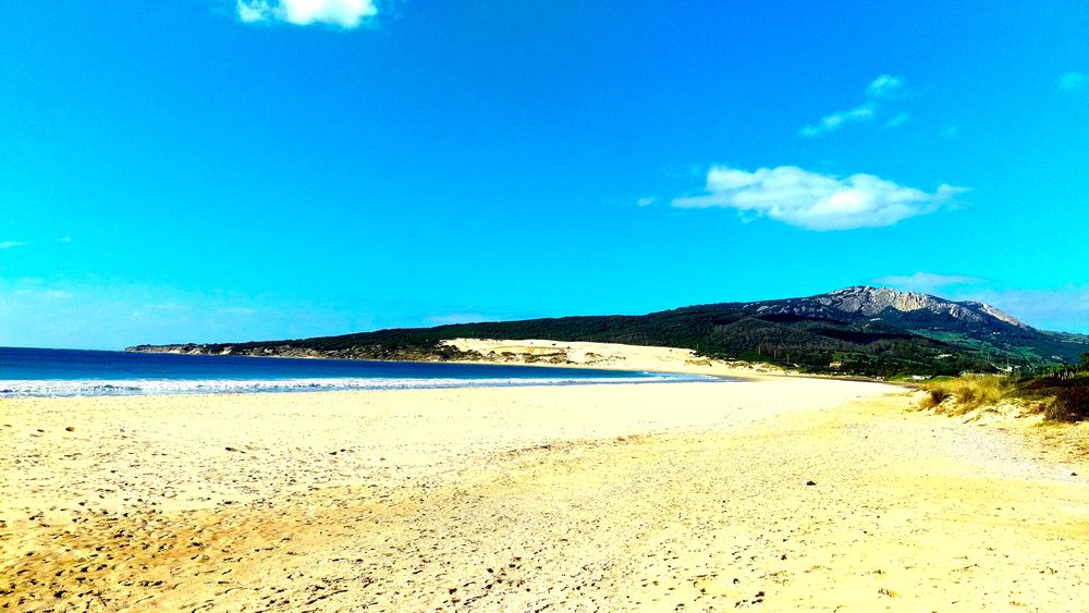 Golden Beach in Valdevaqueros