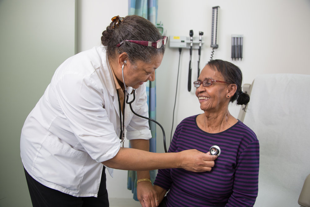 Doctors, therapists, social workers and more meeting daily - to give your loved one the hands-on care they need to thrive.