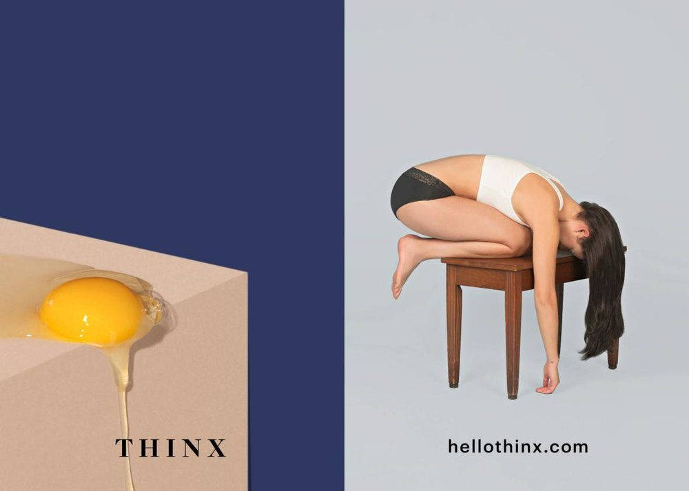 THINX | Periode-proof Underwear