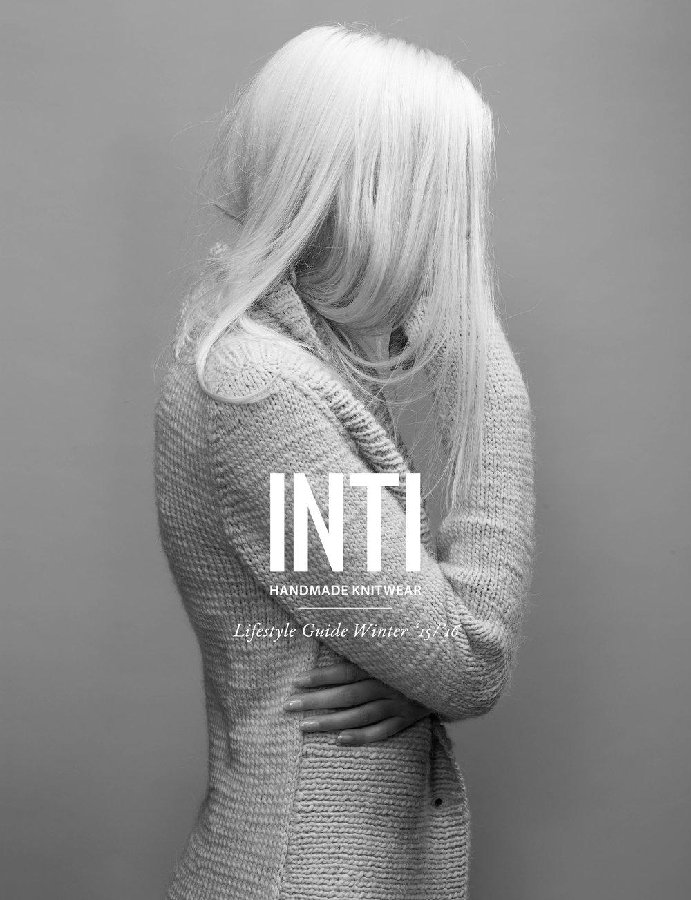INTI Knitwear | Anna Cales & Leon van den Broek