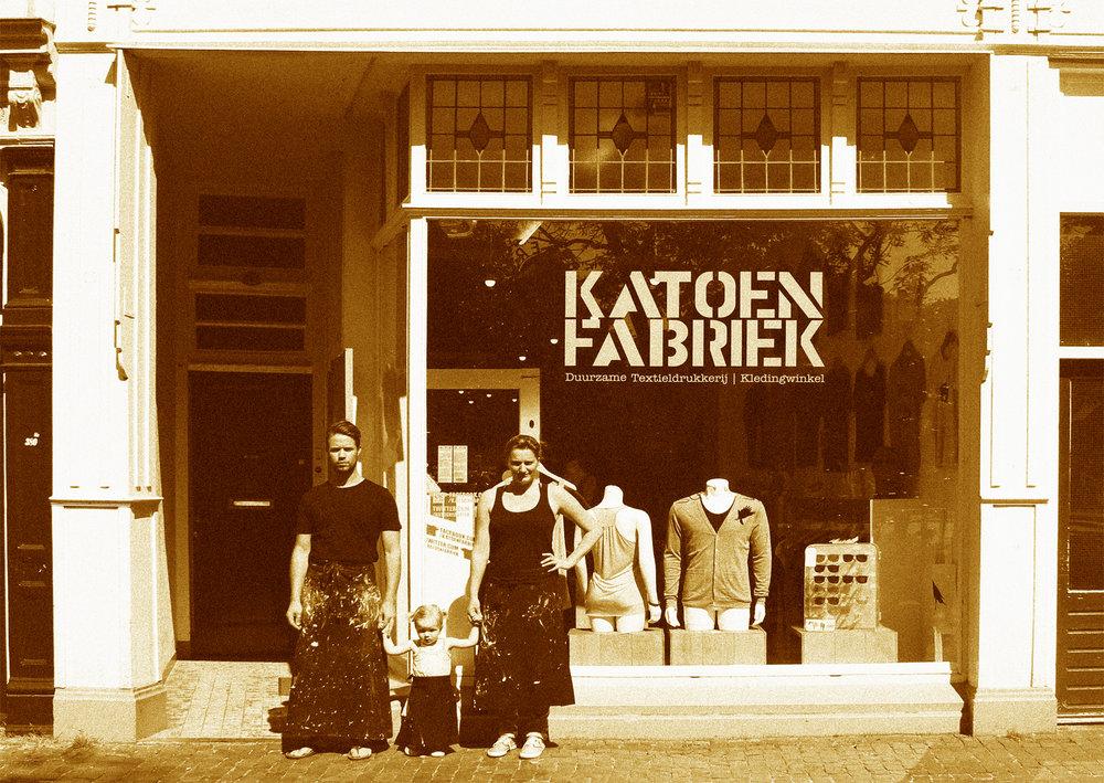 De Katoenfabriek