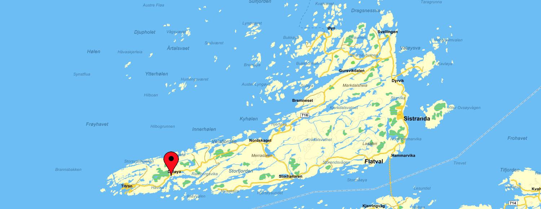 kart over frøya Levika — Frøya Real Estate kart over frøya