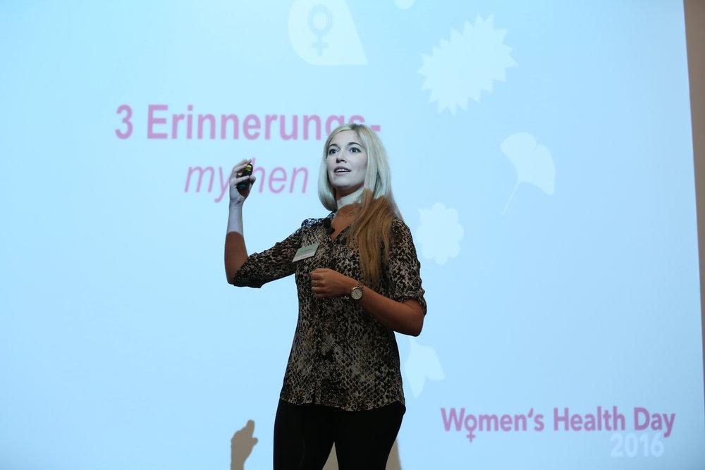 DR. JULIA SHAW RÄUMTE MIT DEN ERINNERUNGSMYTHEN AUF