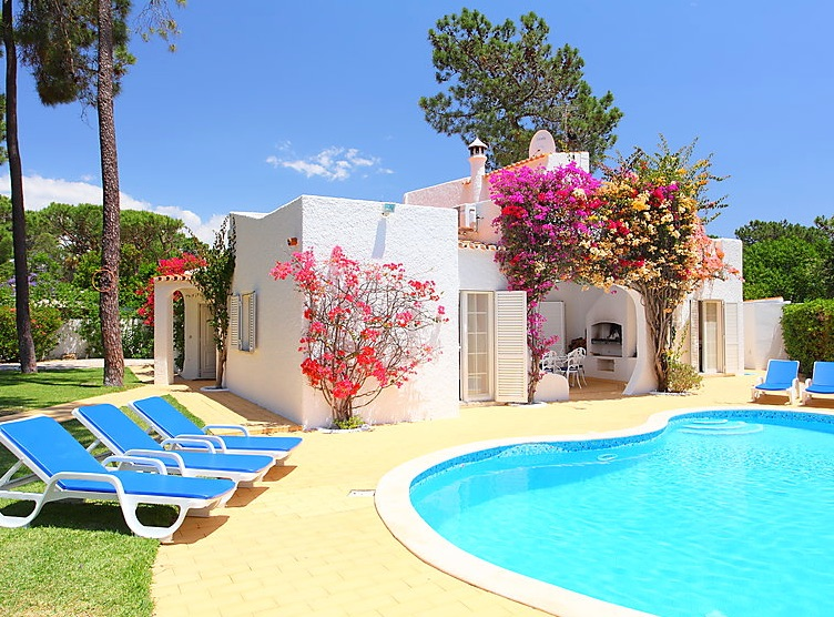 Country house, Vilamoura, Algarve, Portugal