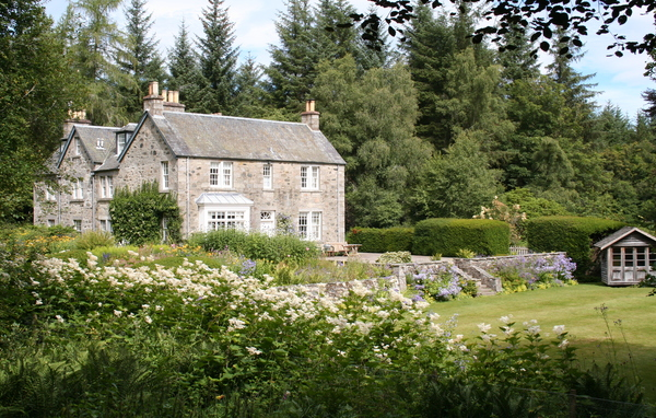 Brewlands Lodge, Highland Perthshire, Scotland