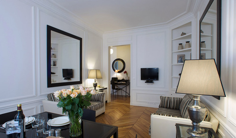 Invalides/Saint Germain Luxury 2 bedroom apartment, Paris