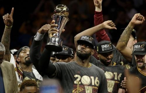 Mr. MVP LeBron James