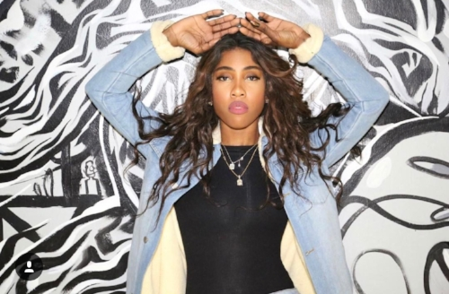 Photo from Sevyn's IG
