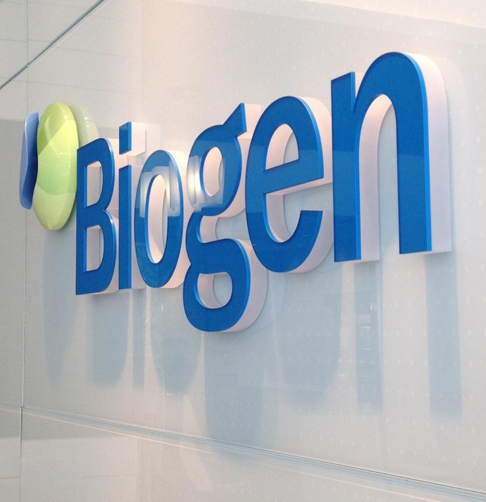 Biogen Global Rebrand