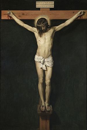 Cristo crucificado - Diego Velázquez - ca. 1632