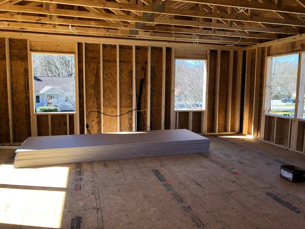 Future classroom space