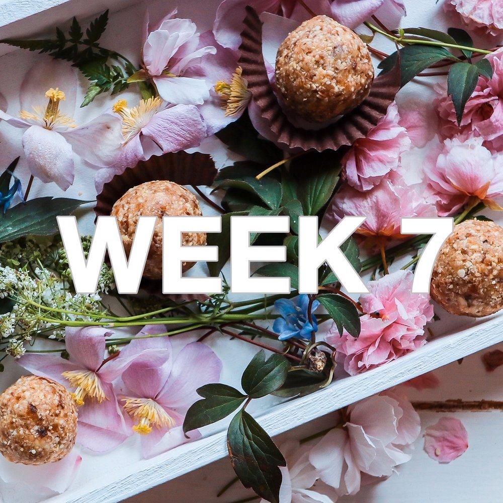 Beautiful Badass Method - Week 7 Menu - Photo by Toa Heftiba via Unsplash.com