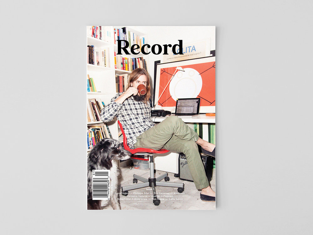 Record Culture Magazine Issue 1