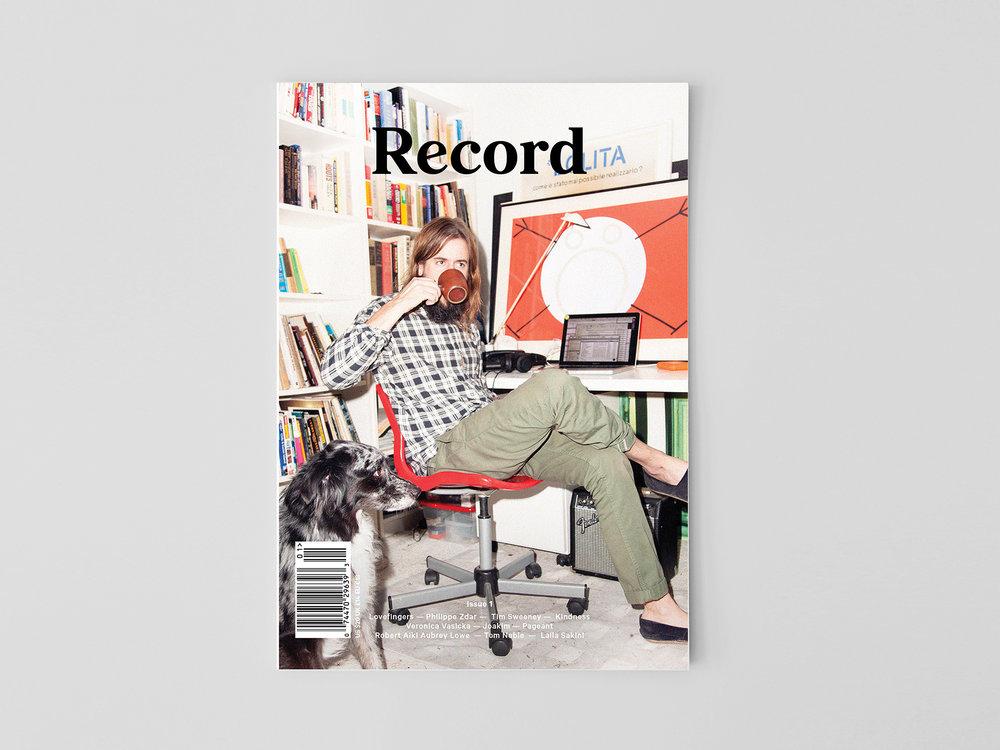 Record Culture Magazine Issue 1