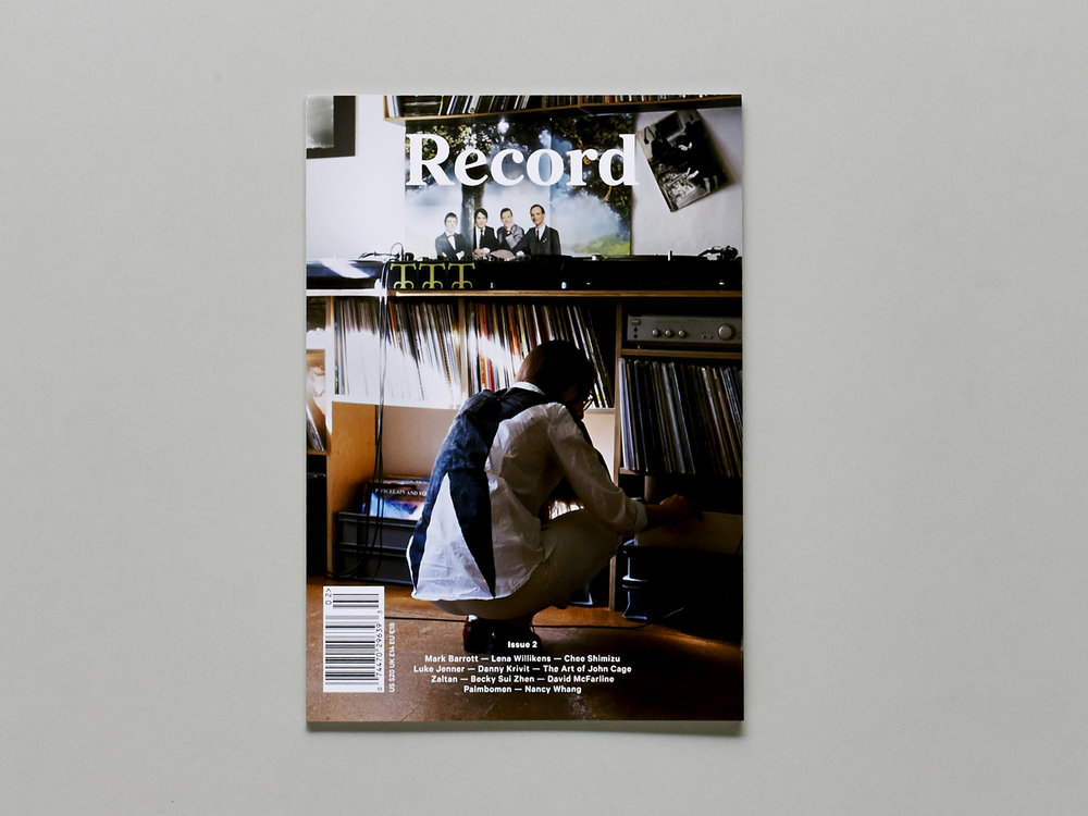 Record Culture Magazine Issue 2