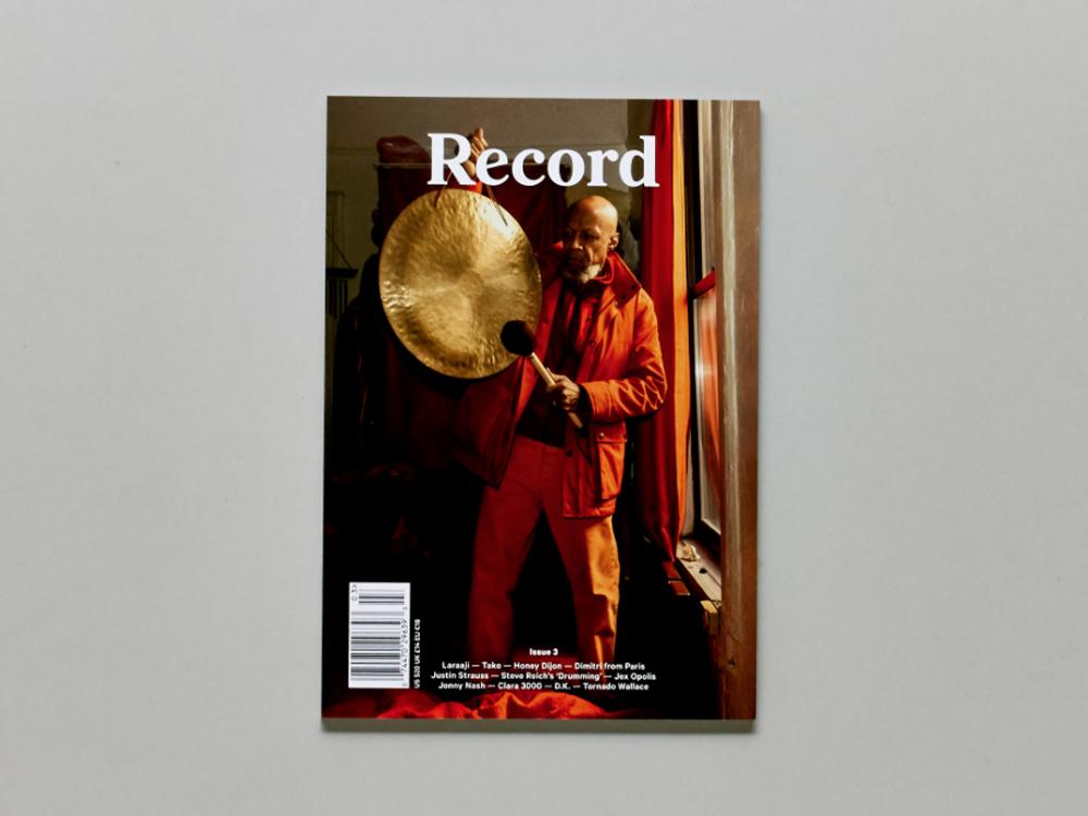 Record Culture Magazine Issue 3