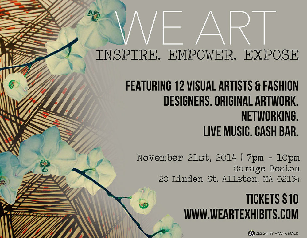 We Art Series 2014