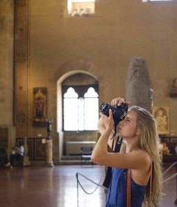 Photography in Florence