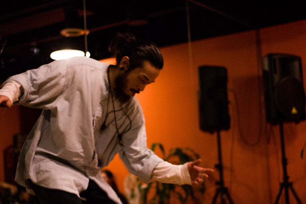 Living Arts' New Hip Hop Teaching Artist Daijiro Tsushima