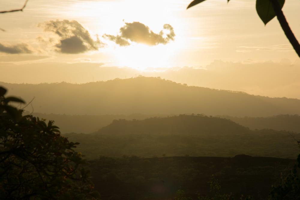 Masaya Sunset