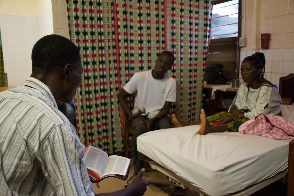 Hospital Ministry