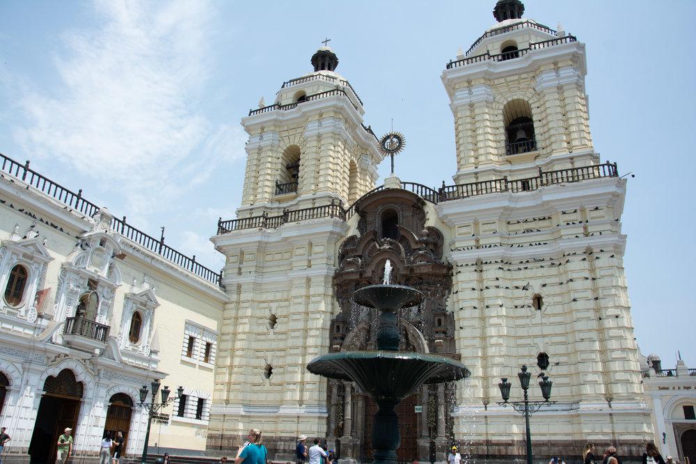 Franciscan Monastery 2