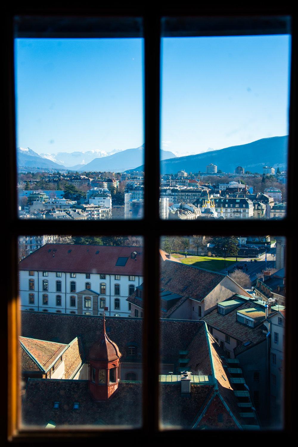 Geneva Framed