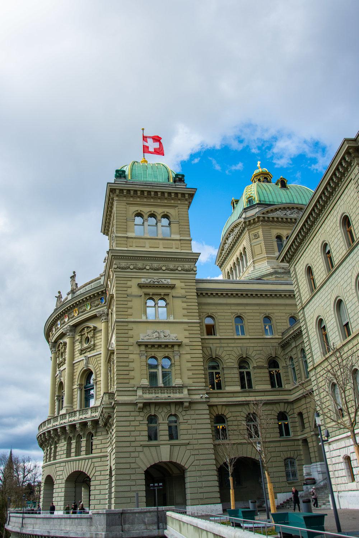 Parliament Building 2